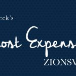 Most Expensive Zionsville this Week!